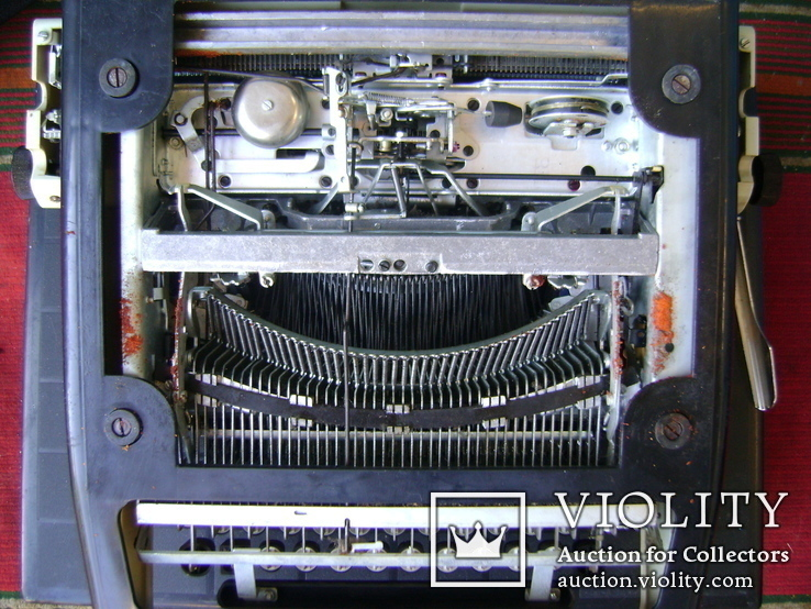 Печатная машинка СССР, фото №4