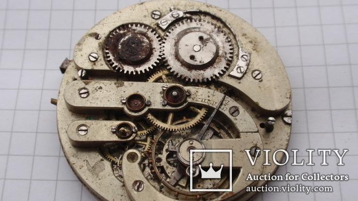 Механизм к карманным часам, Mathey Jacot - Locle, фото №8