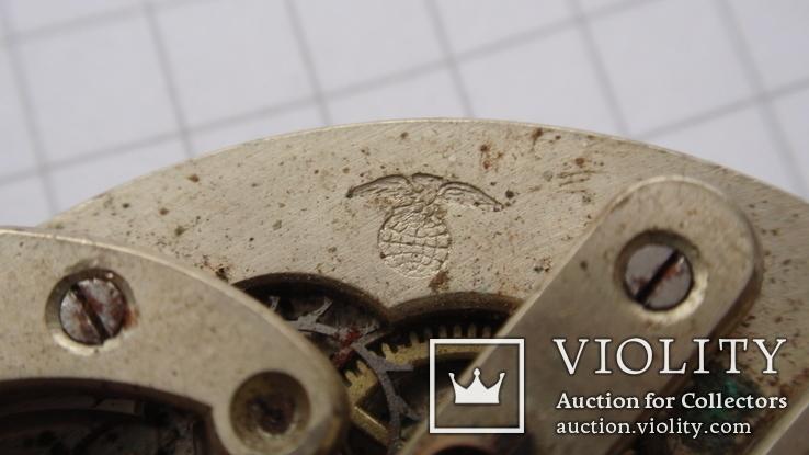 Механизм к карманным часам, Mathey Jacot - Locle, фото №10