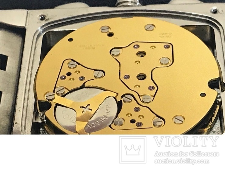 Часы швейцарские Raymond Weil Tango Chronograph, фото №5