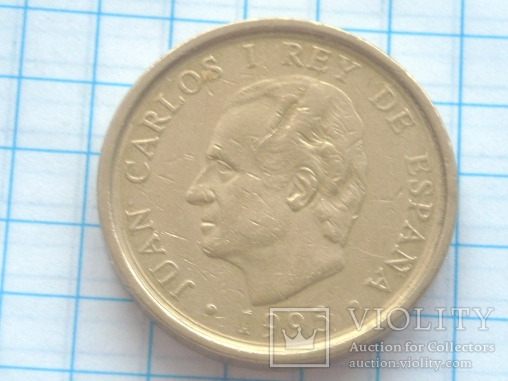 100 песет, Испания, 1995г., фото №3