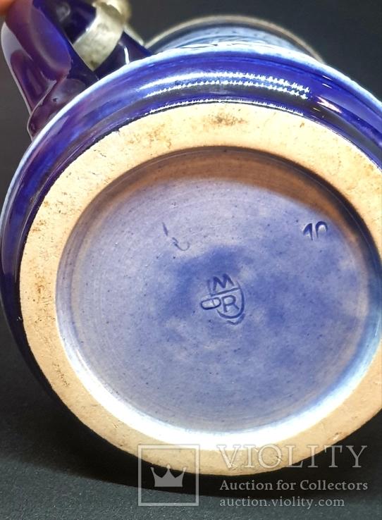 Коллекционая пивная кружка , Германия Marzi Remy, фото №5