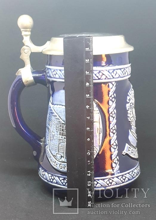 Коллекционая пивная кружка , Германия Marzi Remy, фото №6