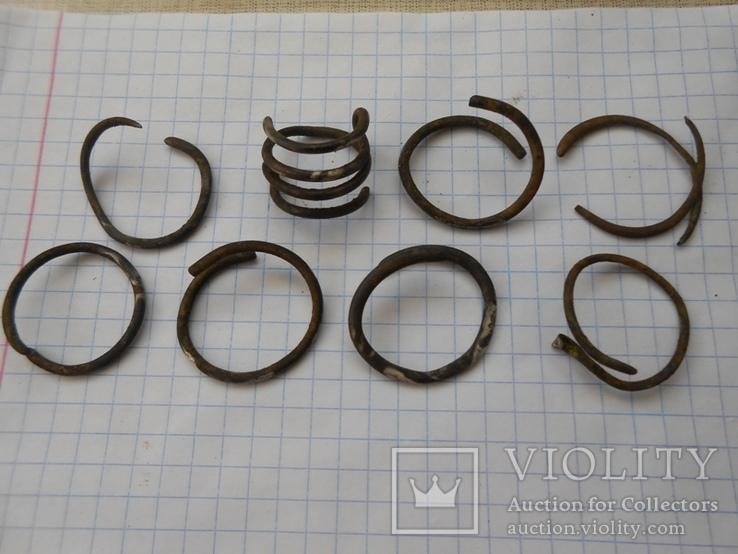 Ажерелье и колты на реставрацыю, фото №6