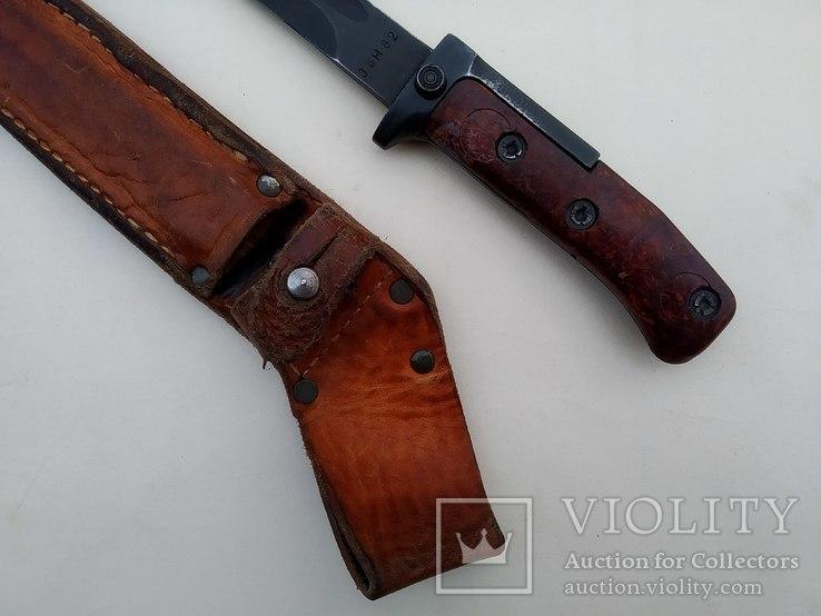 Штык нож образца 1958 года к автомату VZ-58. Чехословаки, фото №3