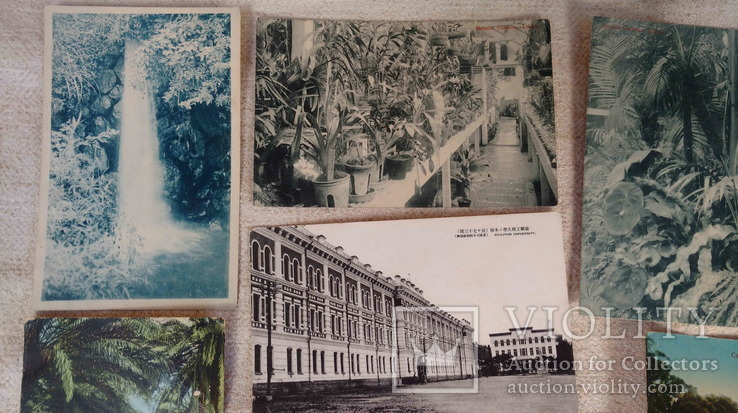 Листівки, Китай, 8шт. до 40-х рр., фото №3