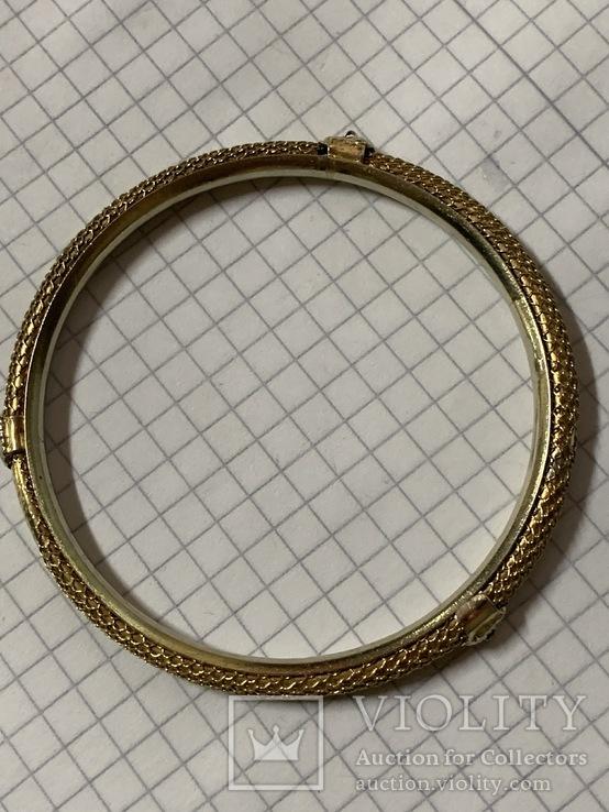Металический браслет с Англии, фото №4