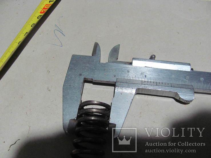 Пружина пневматичної  гвинтівки ІЖ, фото №4