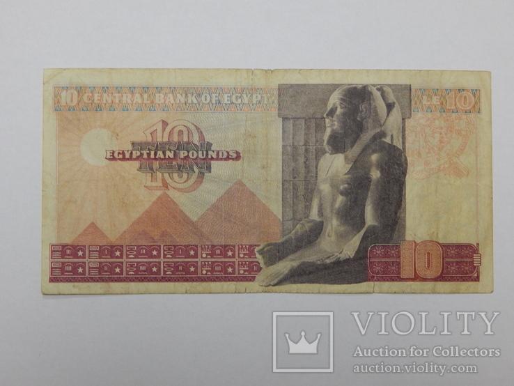 Бона 10 фунтов, Египет, фото №3
