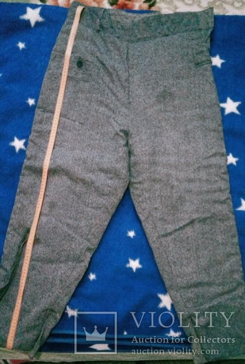 Утепленные брюки СССР, фото №2