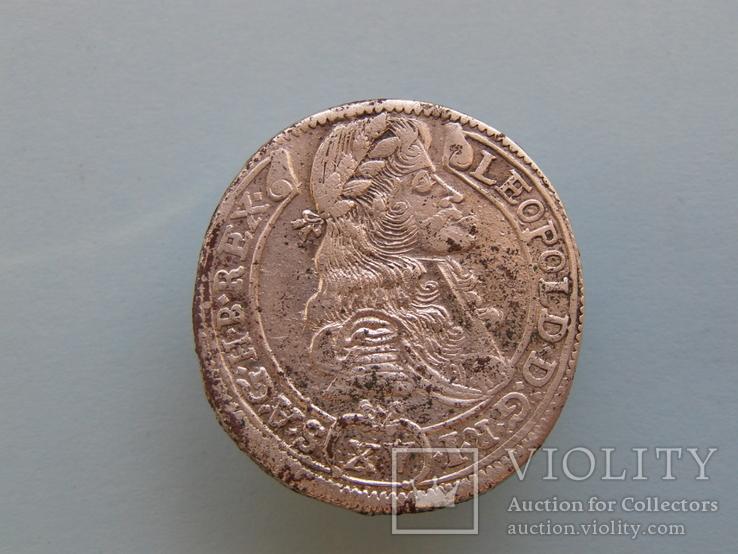 15 крейцерів 1686, фото №2