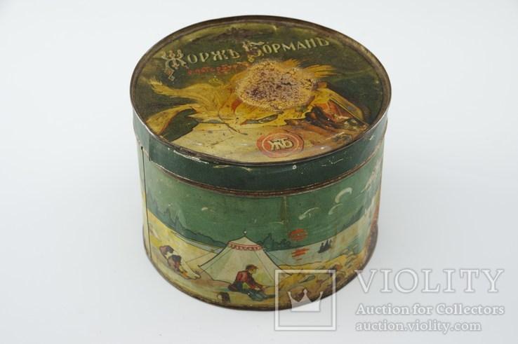 Коробка от конфет. Жорж Борман. начало ХХ века, фото №2