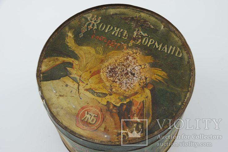 Коробка от конфет. Жорж Борман. начало ХХ века, фото №4