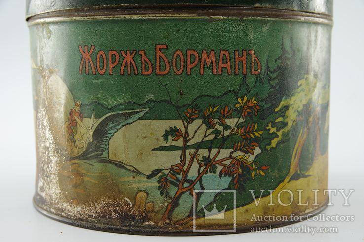 Коробка от конфет. Жорж Борман. начало ХХ века, фото №5