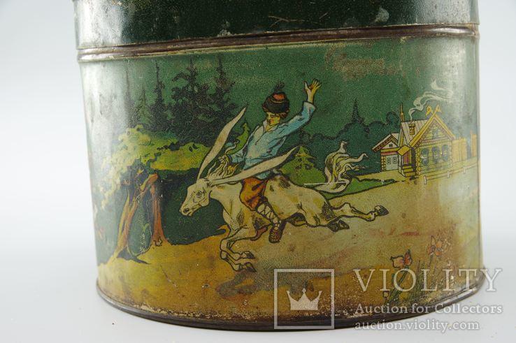 Коробка от конфет. Жорж Борман. начало ХХ века, фото №6
