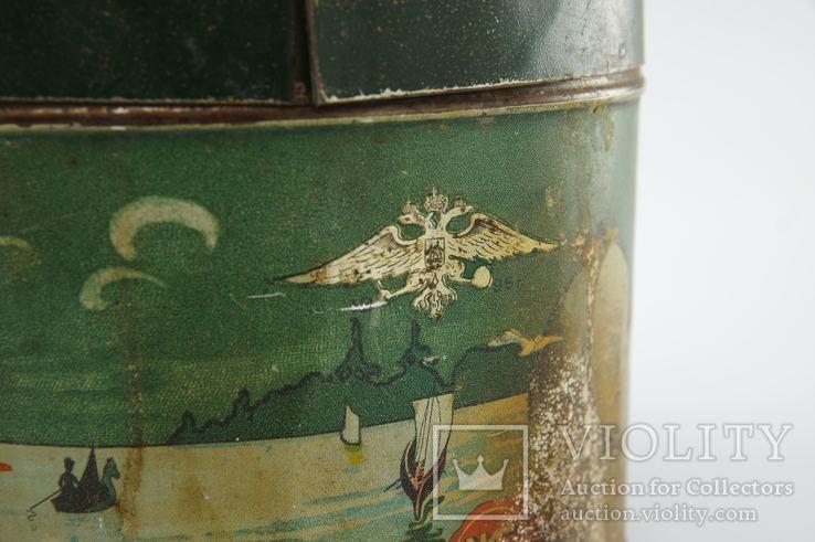 Коробка от конфет. Жорж Борман. начало ХХ века, фото №8
