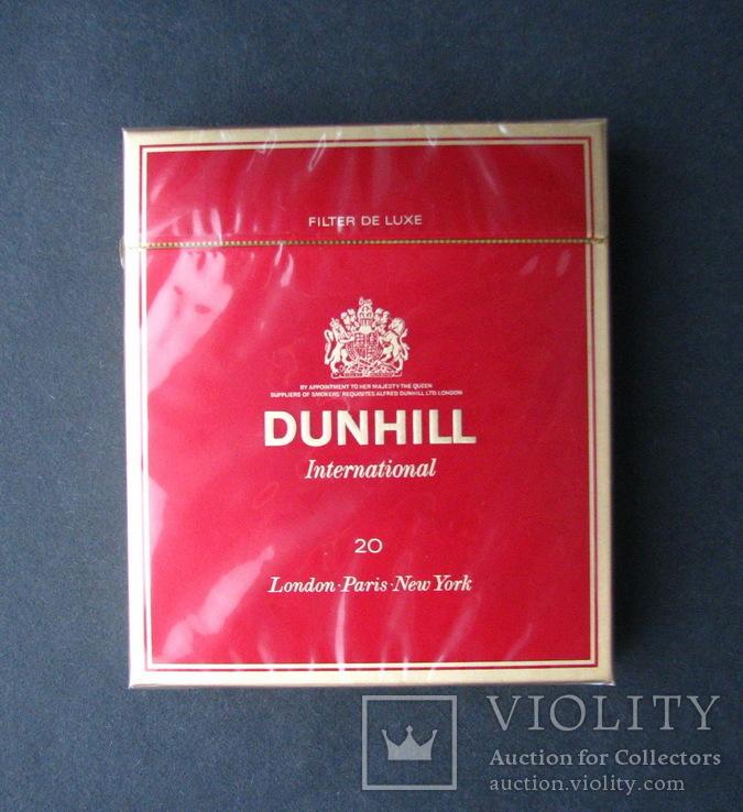 сигареты данхилл купить в москве