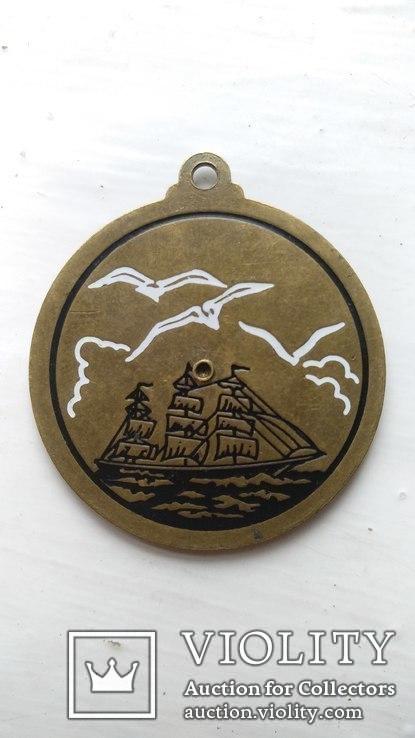 Сувенирный медальон. Календарь до 2046 года, фото №3