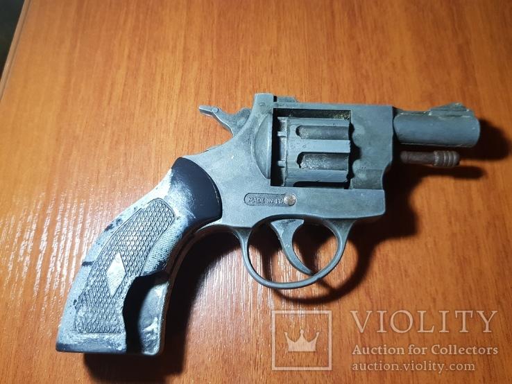 Стартовый пистолет. OLYMPIC 6, фото №5