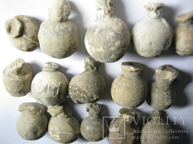 Пули мушкетные, 15 шт., фото №4