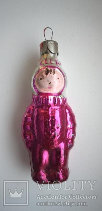 Игрушка Космонавт, фото №2