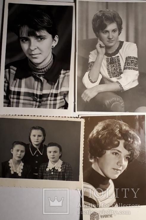 4 фото девушки