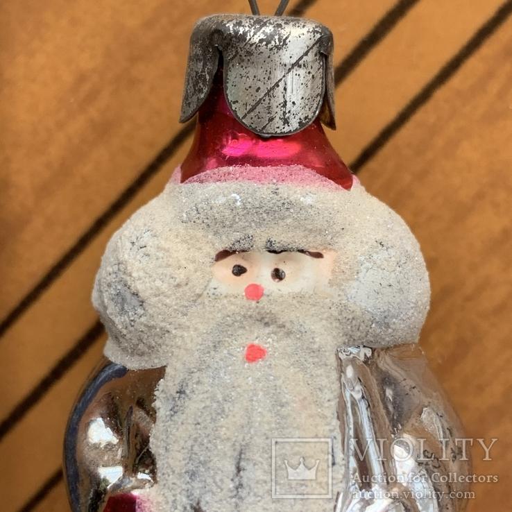 Фигурка Деда Мороза ., фото №3