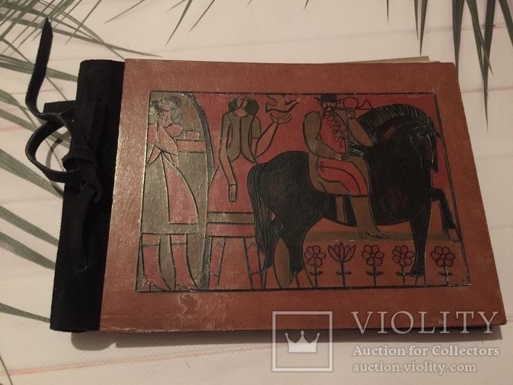 Альбом для марок 40 страниц Под филателистические наклейки, фото №2