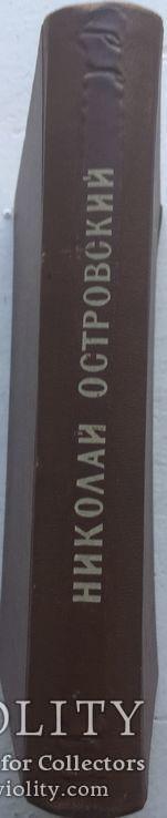 Николай Островский. Романы. Речи. Статьи. Письма. 1949, фото №6
