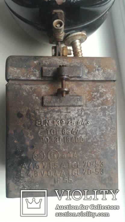 Фонарь Железнодорожный Германия, фото №12