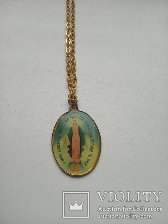 Медальон, фото №4