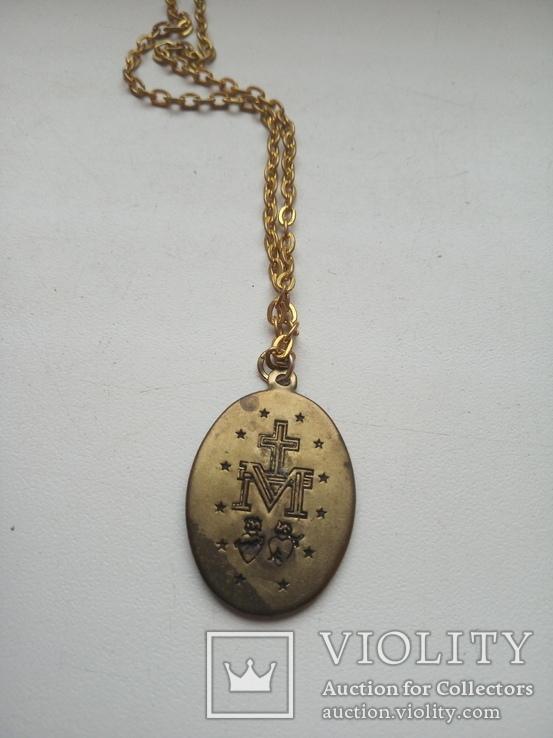Медальон, фото №5