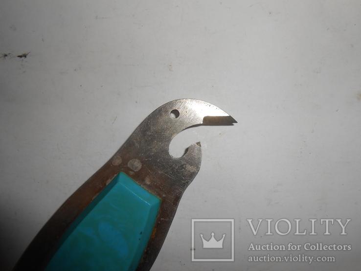 Открывалка птичка,попугай СССР, фото №9