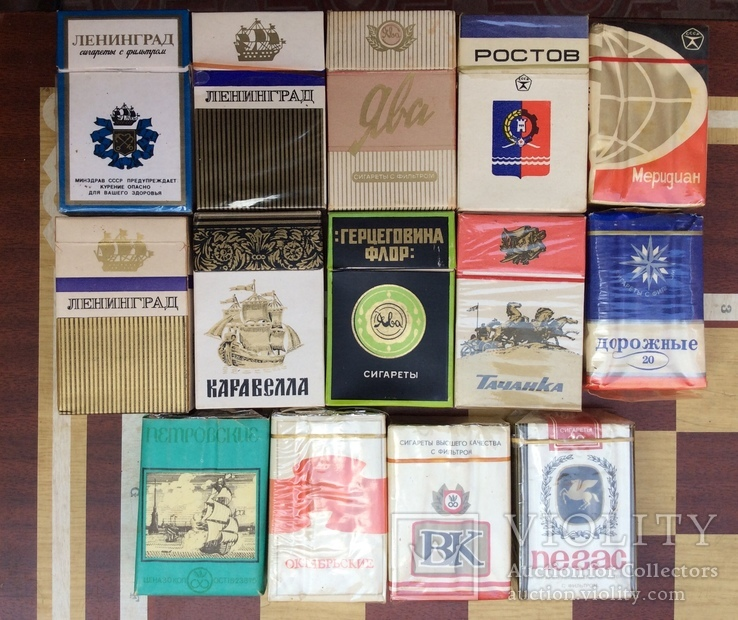 Сигареты ссср купить в москве ли лицензия на продажу табачных изделий