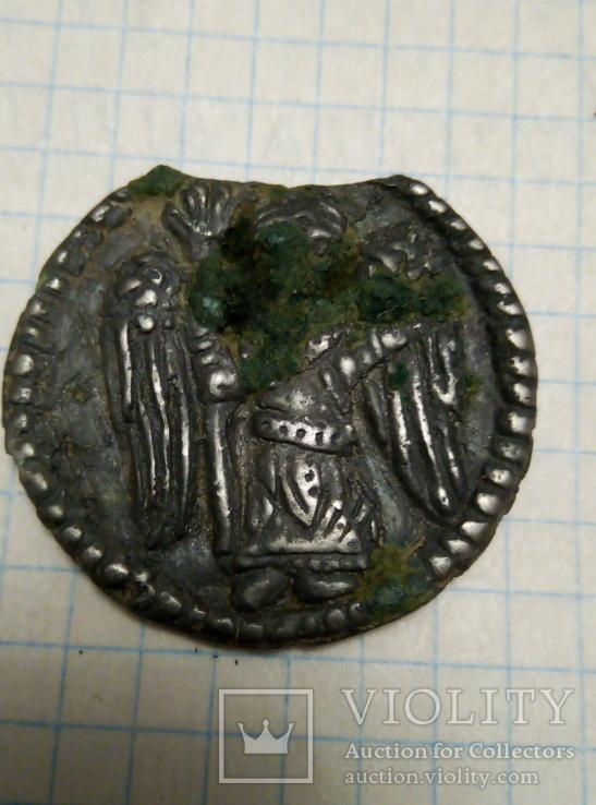 Змеевик Архангела Михаила, амулет, икона, фото №3