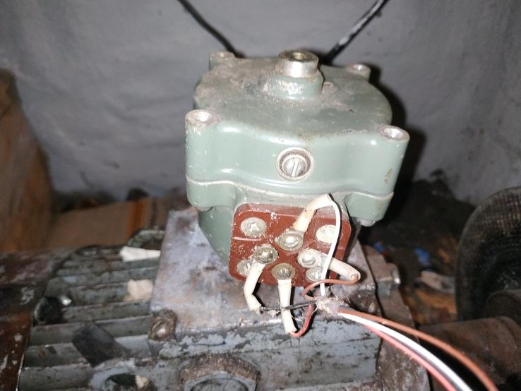 Реверсний двигатель РД-09-П2, фото №5