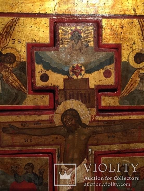 Икона Распятие Иисуса Христа, фото №5