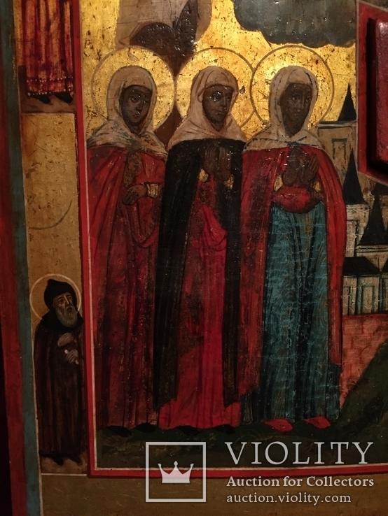 Икона Распятие Иисуса Христа, фото №6