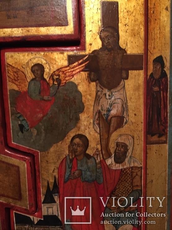 Икона Распятие Иисуса Христа, фото №8