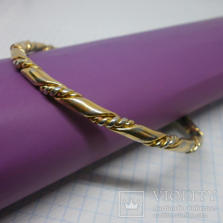 Витой  браслет., фото №2