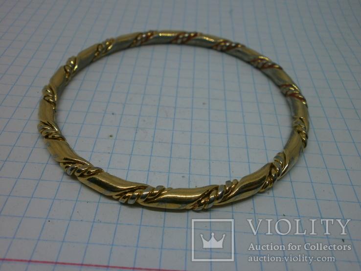 Витой  браслет., фото №5