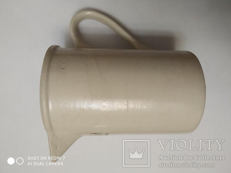 Кружка фарфоровая, фото №2