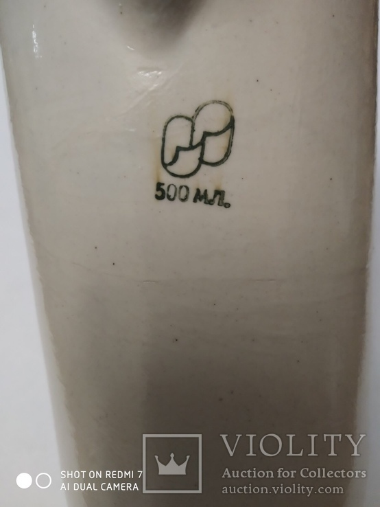 Кружка фарфоровая, фото №3