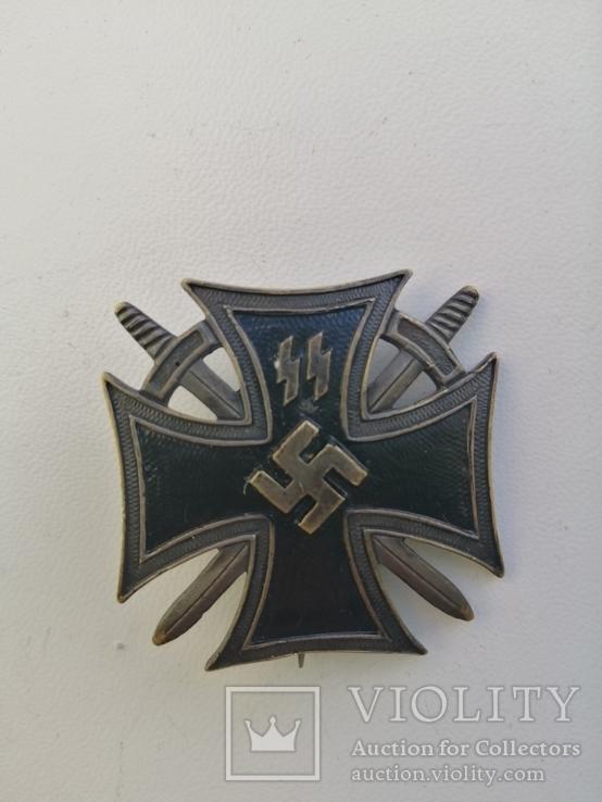 Железный Крест войск СС.фантазийный знак, фото №3