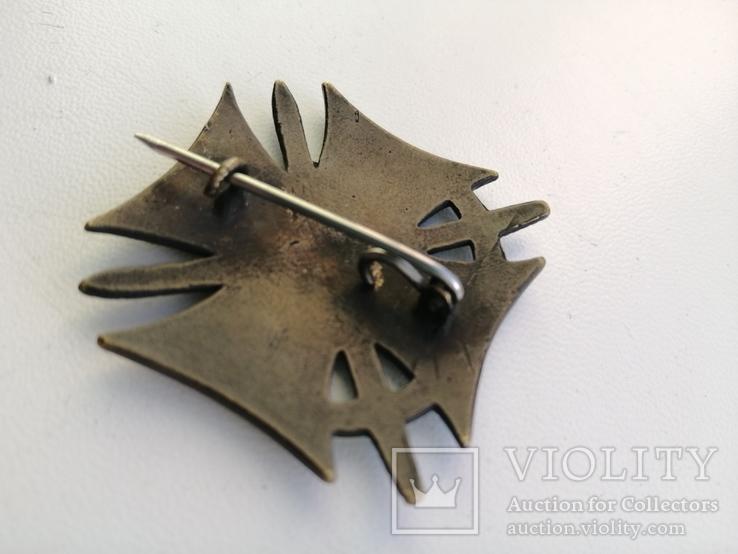 Железный Крест войск СС.фантазийный знак, фото №5