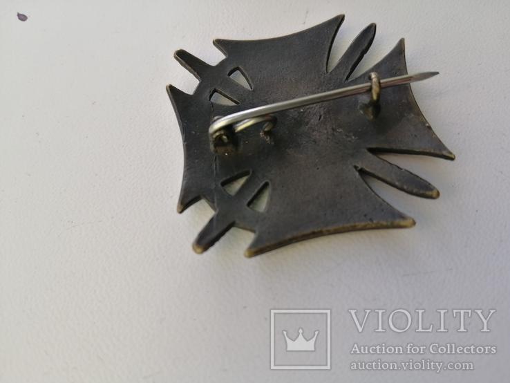Железный Крест войск СС.фантазийный знак, фото №6