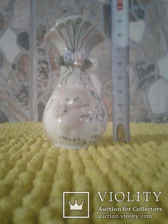 Вазочка фарфор, фото №2