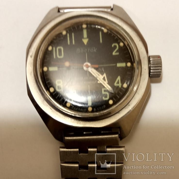 Часы Восток Амфибия СССР