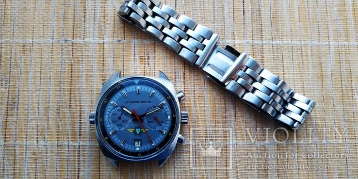 Часы Хронограф Полет Штурманские 31659