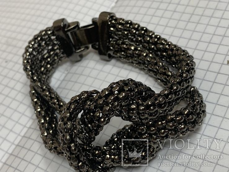 Браслет металический 67 грамм, фото №2